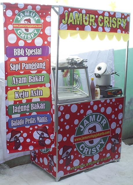 franchise jamur crispy murah