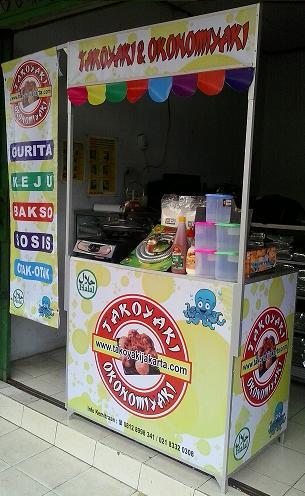franchise takoyaki