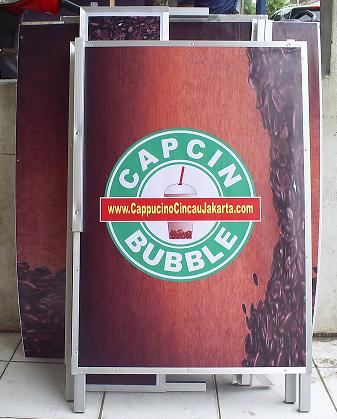 es capucino bubble
