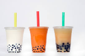 minuman bubble tea