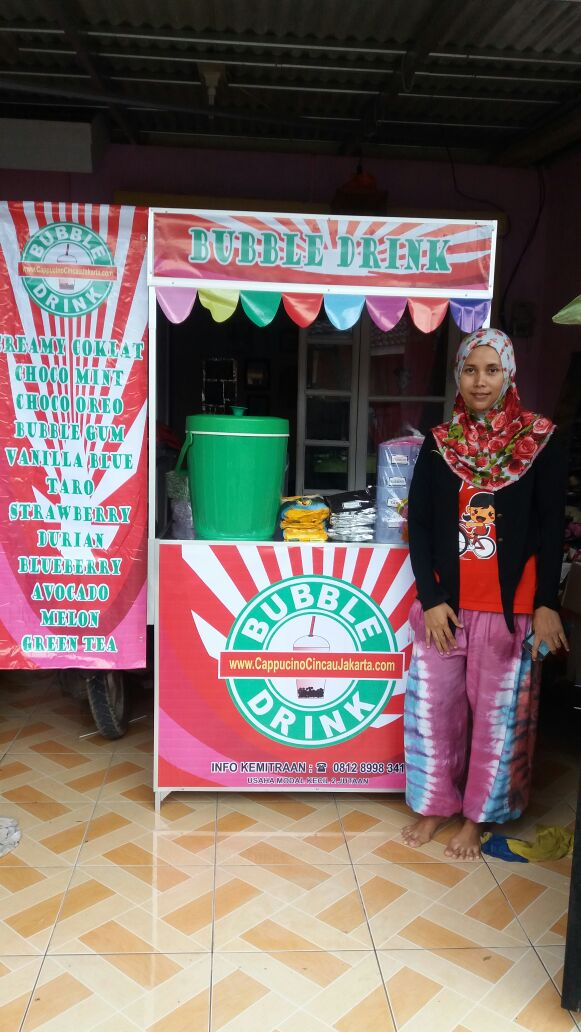 usaha minuman bubble